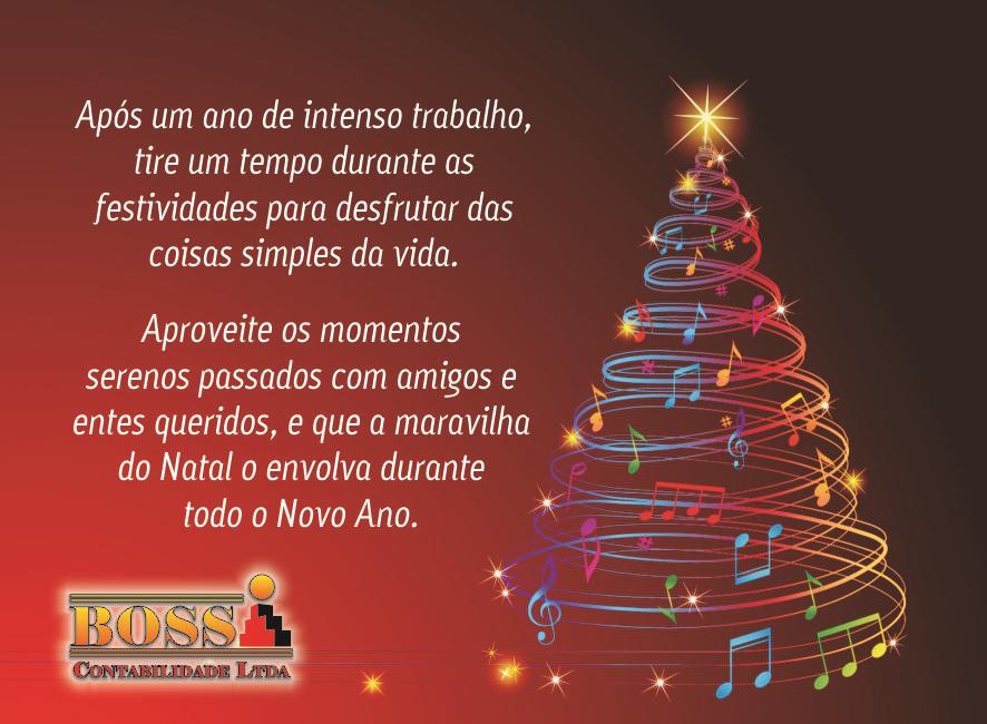 Cartão Natal 2016